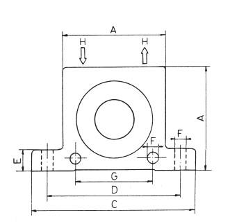 K :K-8,K-10,K-13,K-16,K-20,K-25,K-30,K-36findeva气动钢球振动器参数图2