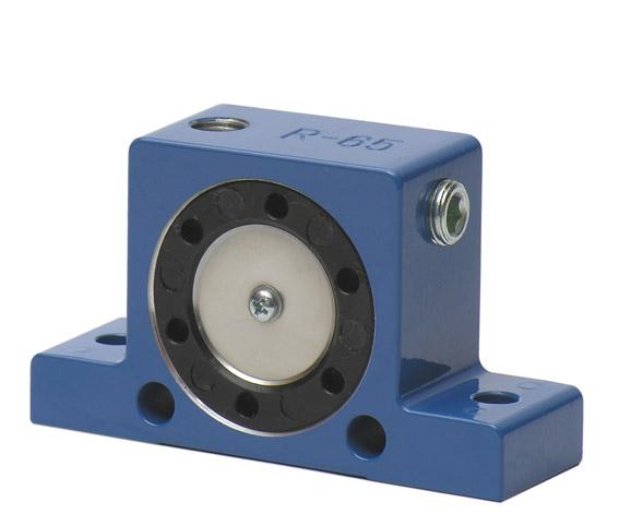 r65震动器,r65气动振动器,r65仓壁振动器,r65空气振打器参数与尺寸介绍点击进入