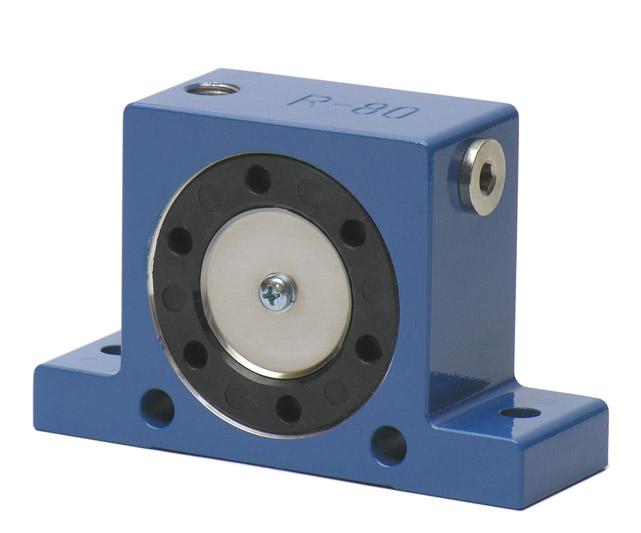 r80震动器,r80气动振动器,r80仓壁振动器,r80空气振打器参数与尺寸介绍点击进入