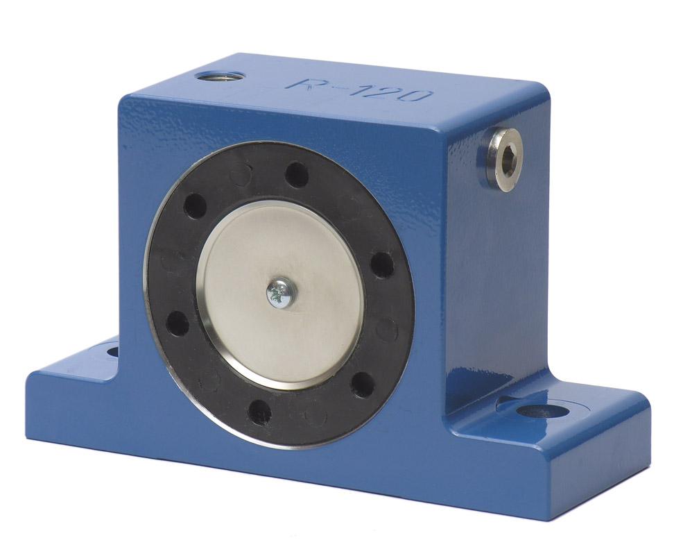 r120震动器,r120气动振动器,r120仓壁振动器,r120空气振打器参数与尺寸介绍点击进入