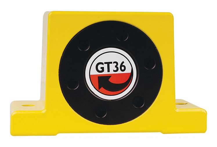 gt36气动【震打器】,gt36振动器,【gt36仓壁振动器】*36气源震动器参数与尺寸介绍点击进入