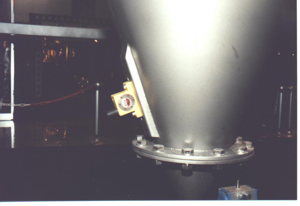 gt36气动【震打器】,gt36振动器,【gt36仓壁振动器】*36气源震动器案例