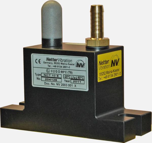 Netter Vibration NCT 10e德国振动器