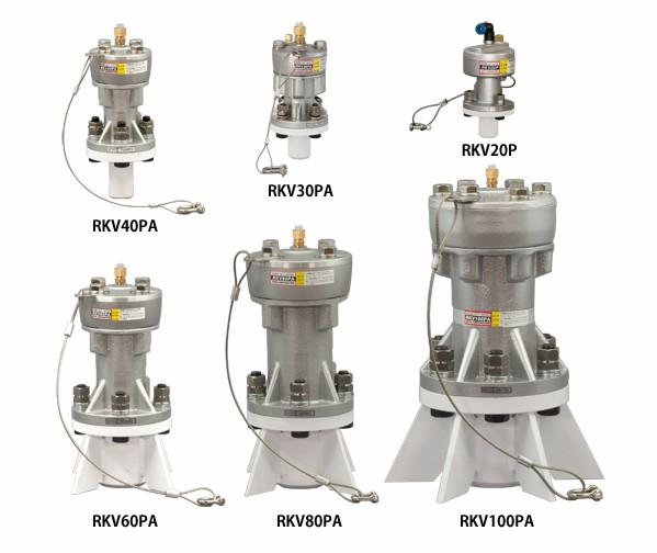 空气锤,空气打击器,空气敲击器RKV系列