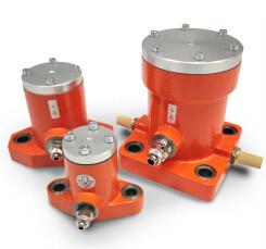 P25气动振动器,P40气动振动器,P60气动振动器参数与尺寸介绍点击进入