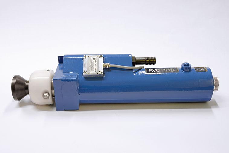 RVC 70落砂机用震击器,RVC 70落砂机专用震芯机参数与尺寸介绍点击进入